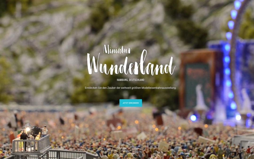 Minitur Wunderland