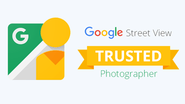 Logo Google Street View Trusted