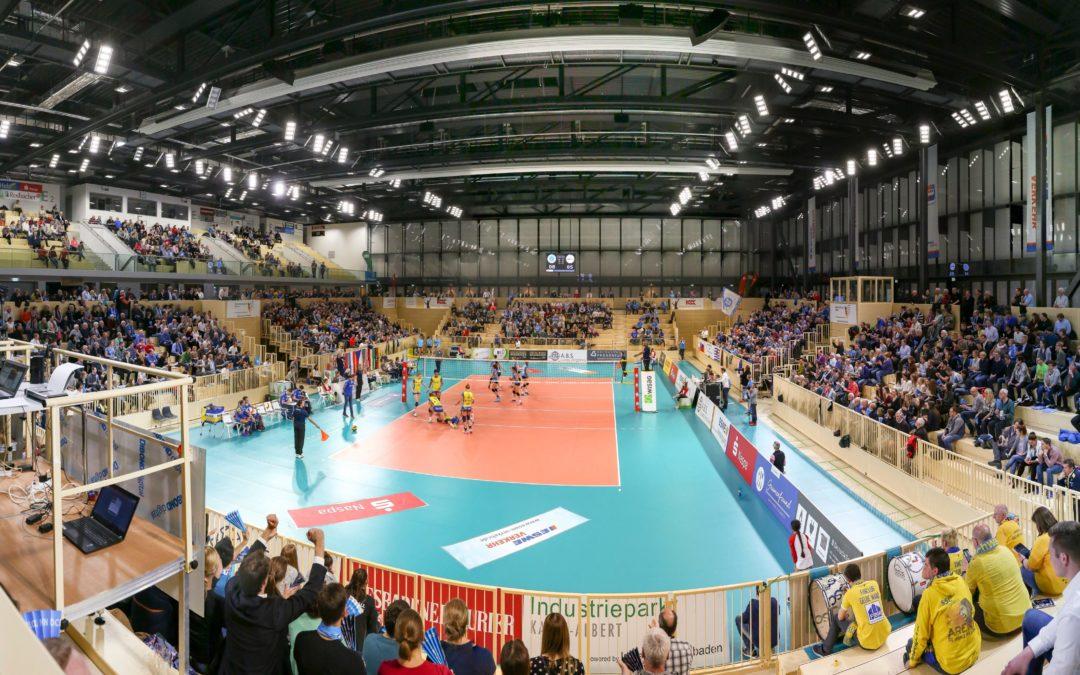 Heimspiel VC Wiesbaden