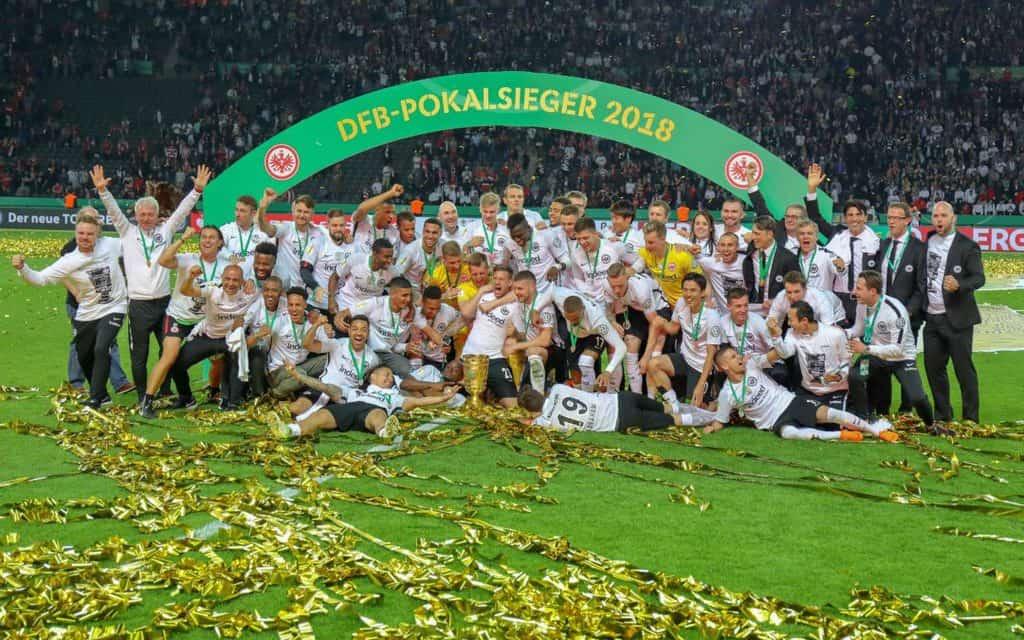 DFB-Pokal Finale 2018