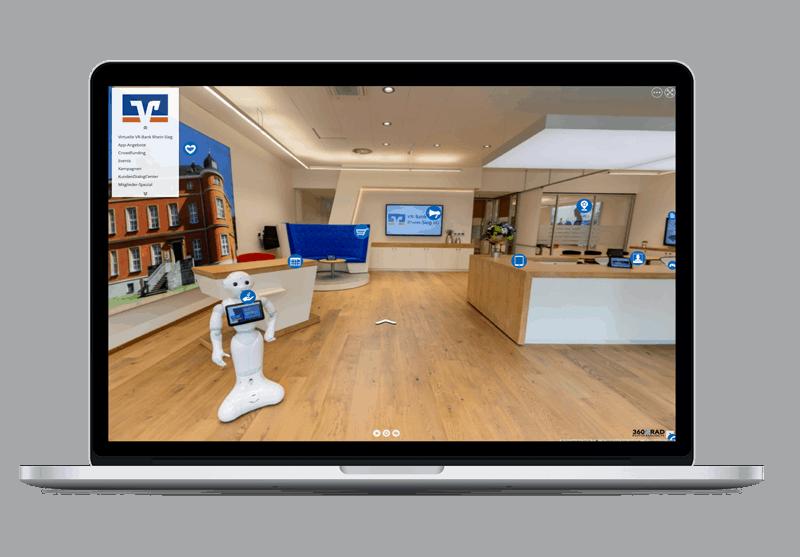 Virtuelle Filiale VR-Bank Rhein-Sieg